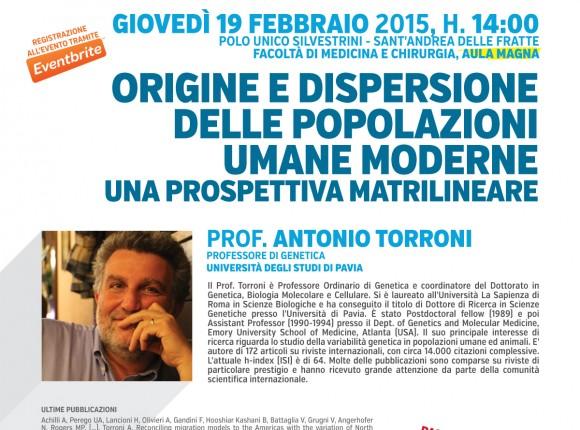 #TIS 5: PROF. ANTONIO TORRONI