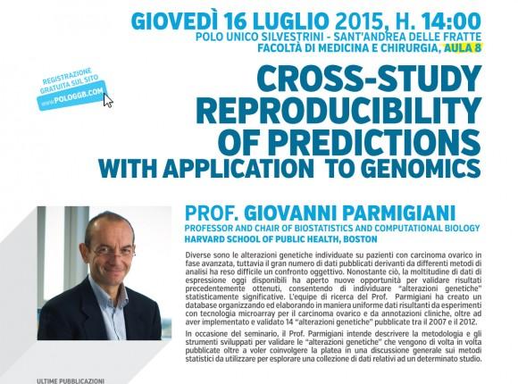 #TIS 10: PROF. Giovanni Parmigiani